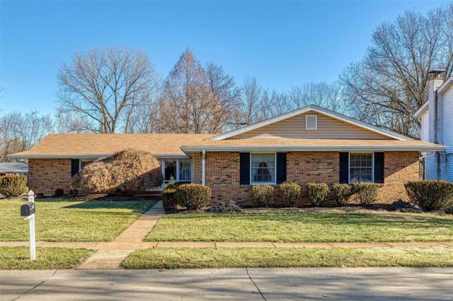 1216 Finger Lake Court, Chesterfield, MO 63017 (#20002598) :: Clarity Street Realty