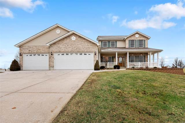 70 Benjamin Drive, Troy, MO 63379 (#20002604) :: The Becky O'Neill Power Home Selling Team