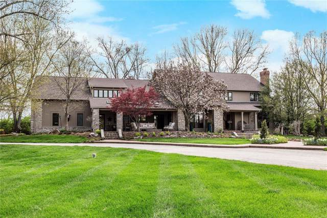 13702 Clayton Road, Town and Country, MO 63017 (#20002614) :: Kelly Hager Group | TdD Premier Real Estate