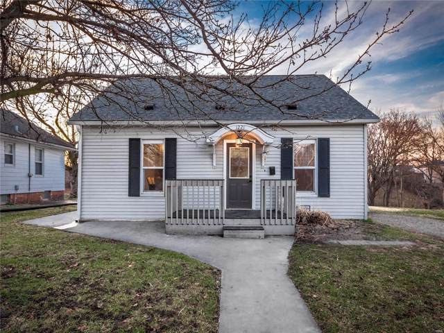1221 Constance Street, Collinsville, IL 62234 (#20002628) :: Fusion Realty, LLC