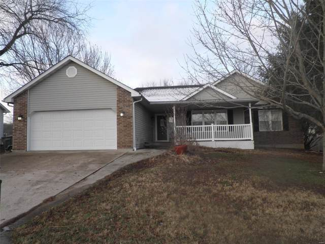 605 Norwich Drive, Rolla, MO 65401 (#20002639) :: Matt Smith Real Estate Group