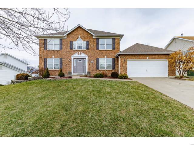 945 Arbor Green Drive, Saint Charles, MO 63304 (#20002651) :: St. Louis Finest Homes Realty Group