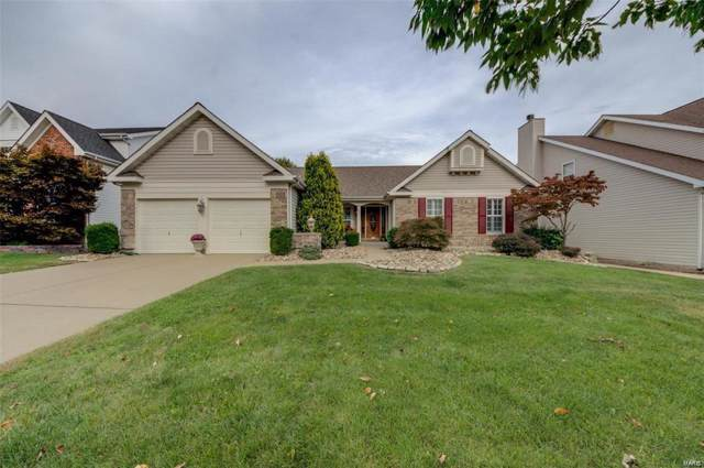 206 Chestnut Hill Drive, O'Fallon, MO 63368 (#20002652) :: Sue Martin Team