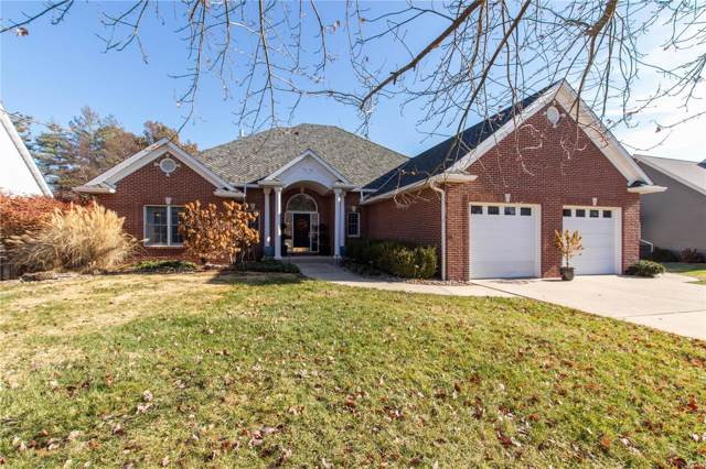 2 N Shore Drive, Edwardsville, IL 62025 (#20002709) :: St. Louis Finest Homes Realty Group