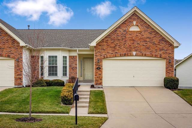 162 New Holland Drive, Chesterfield, MO 63017 (#20002711) :: Clarity Street Realty