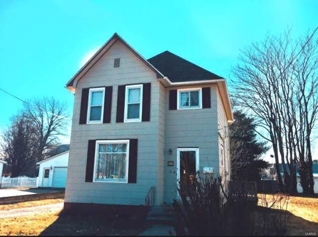 708 E Henrichs Street, LITCHFIELD, IL 62056 (#20002722) :: Clarity Street Realty