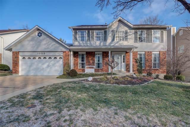 1355 Remington Oaks, Fenton, MO 63026 (#20002774) :: RE/MAX Vision