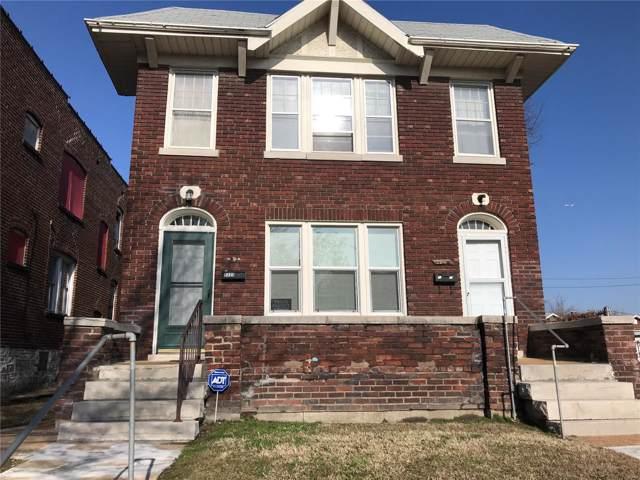 5223 Ashland Avenue, St Louis, MO 63115 (#20002806) :: Sue Martin Team