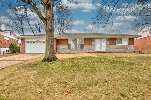 3632 Diamond Head Drive, St Louis, MO 63125 (#20002938) :: Hartmann Realtors Inc.