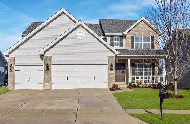 1036 Pierpoint Lane, Saint Charles, MO 63303 (#20002942) :: RE/MAX Professional Realty