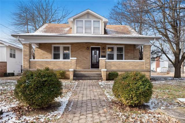 623 N Metter, Columbia, IL 62236 (#20002978) :: Fusion Realty, LLC