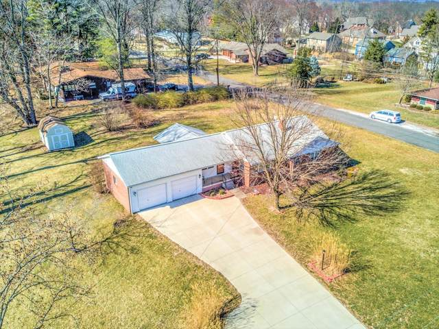 1203 Timberlake Dr, Edwardsville, IL 62025 (#20002996) :: Clarity Street Realty