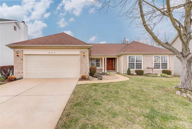2115 Avalon Ridge Circle, Fenton, MO 63026 (#20003024) :: Sue Martin Team