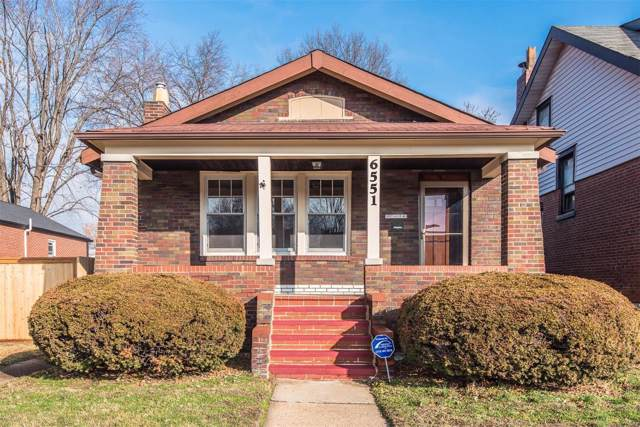 6551 Smiley Avenue, St Louis, MO 63139 (#20003029) :: Clarity Street Realty