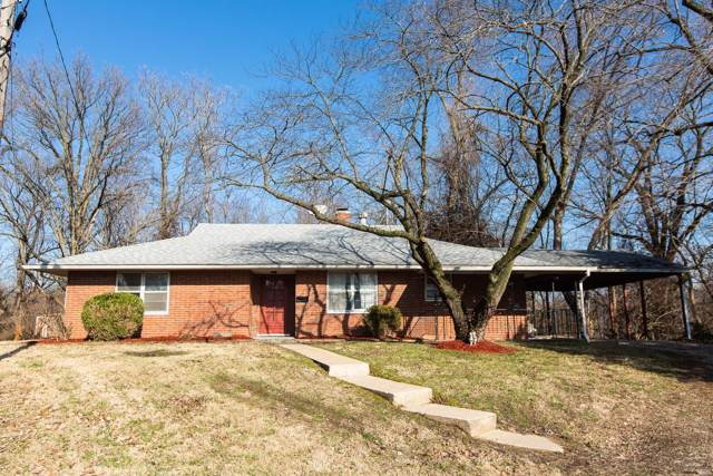 123 Linwood Drive, Collinsville, IL 62234 (#20003041) :: Fusion Realty, LLC