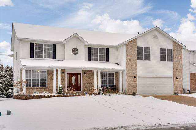 1424 Norwood Hills Drive, O'Fallon, MO 63366 (#20003070) :: Kelly Hager Group | TdD Premier Real Estate