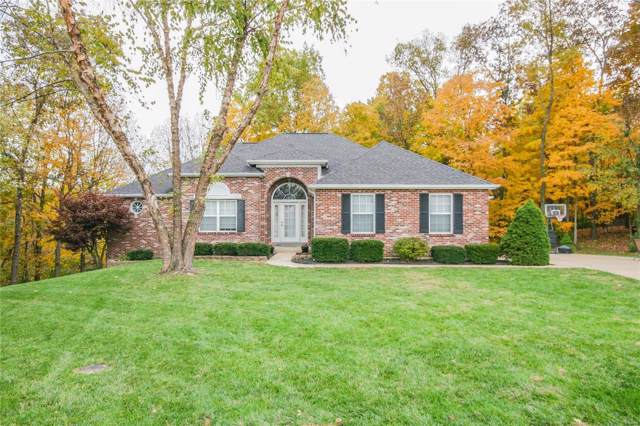 1106 Boars Head Court, Lake St Louis, MO 63367 (#20003072) :: Clarity Street Realty