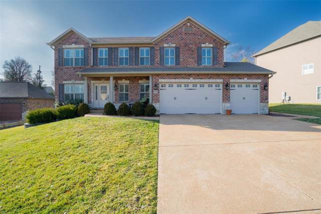 6605 Christopher View Court, St Louis, MO 63129 (#20003079) :: Clarity Street Realty