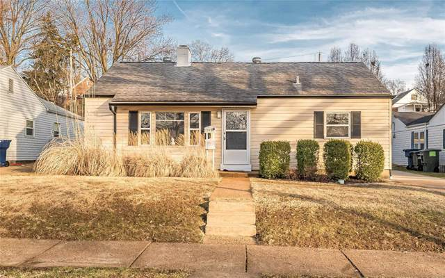 3928 Wenzlick Avenue, St Louis, MO 63109 (#20003093) :: Clarity Street Realty