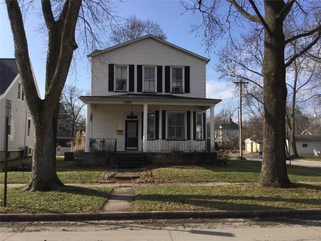 1500 Lemon Street, Highland, IL 62249 (#20003098) :: Clarity Street Realty