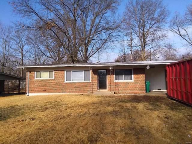 1837 Glenbrae, St Louis, MO 63136 (#20003131) :: Realty Executives, Fort Leonard Wood LLC