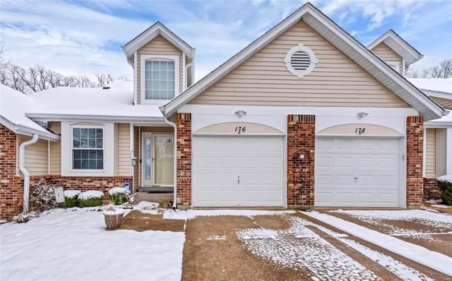 176 Cascade Circle Drive, Ballwin, MO 63021 (#20003138) :: Matt Smith Real Estate Group