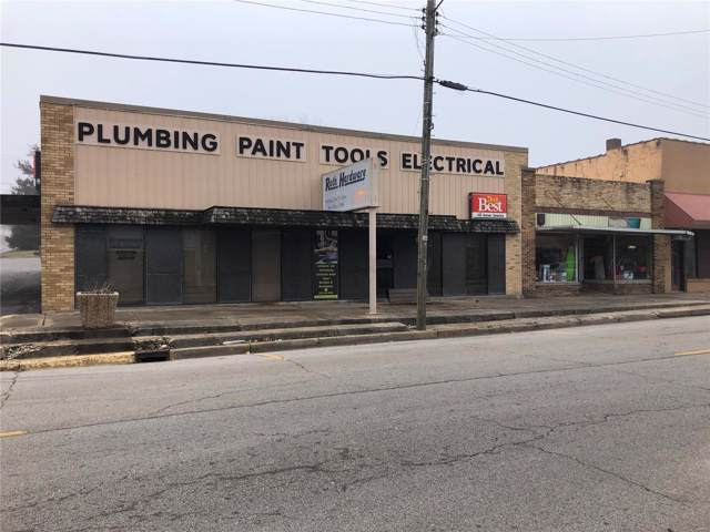 602 & 604 Second Street East, Scott City, MO 63780 (#20003179) :: Hartmann Realtors Inc.
