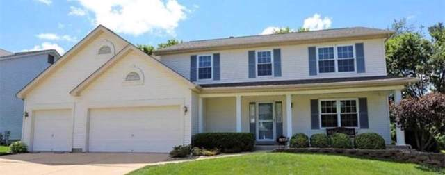 1865 Charleston Estates Drive, Florissant, MO 63031 (#20003193) :: Clarity Street Realty