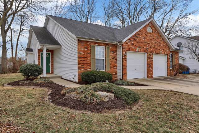 156 Northbay Court, Glen Carbon, IL 62034 (#20003197) :: The Becky O'Neill Power Home Selling Team