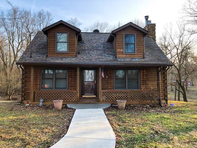 23309 Double Arch Road, New Douglas, IL 62074 (#20003199) :: Clarity Street Realty
