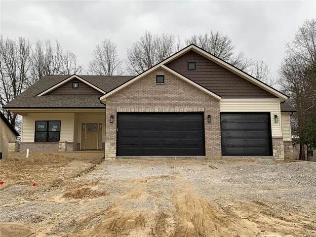 123 Norwood Court, Troy, IL 62294 (#20003207) :: Fusion Realty, LLC