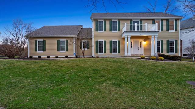 2035 Brook Hill Ridge Drive, Chesterfield, MO 63017 (#20003227) :: Kelly Hager Group | TdD Premier Real Estate