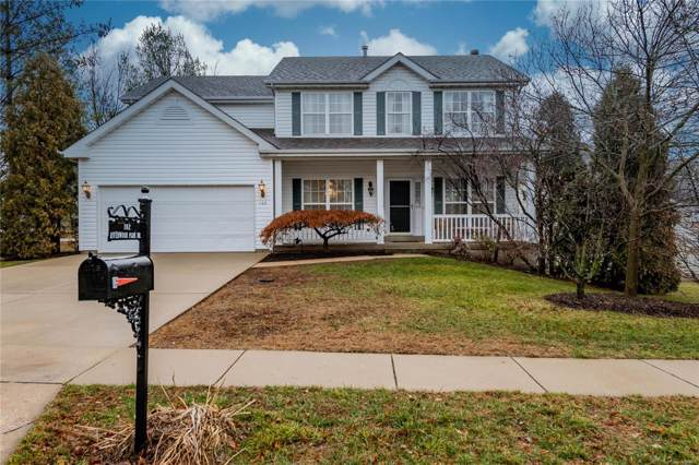 102 Riverwood Park Drive, Florissant, MO 63031 (#20003254) :: Clarity Street Realty