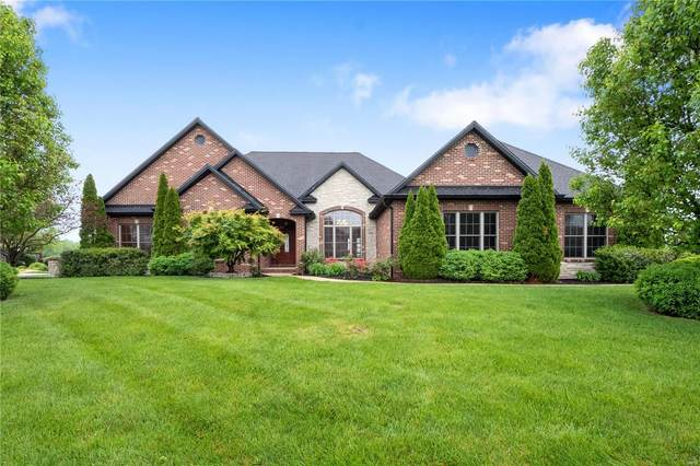 522 Niblick Drive, Caseyville, IL 62232 (#20003261) :: Tarrant & Harman Real Estate and Auction Co.