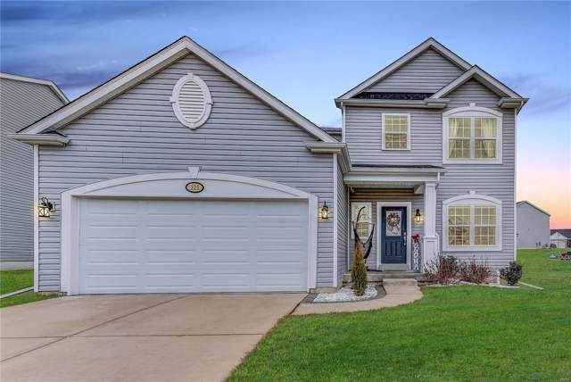 225 Thorn Brook Drive, O'Fallon, MO 63366 (#20003288) :: Clarity Street Realty