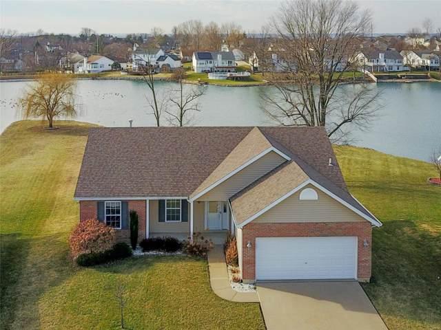 2813 Lakeside Drive, Columbia, IL 62236 (#20003316) :: Hartmann Realtors Inc.