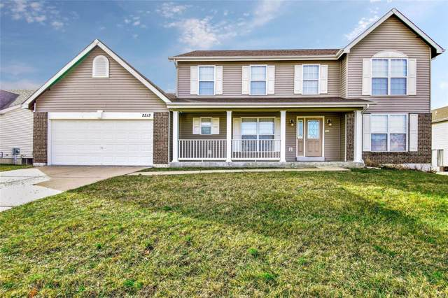 2515 Autumn Fields Lane, Wentzville, MO 63385 (#20003330) :: Clarity Street Realty