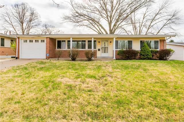 1570 Gallop Lane, Florissant, MO 63033 (#20003347) :: Clarity Street Realty