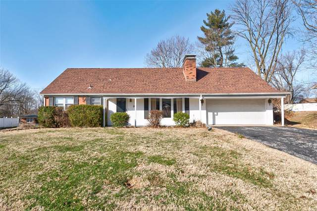 33 Dover Drive, Belleville, IL 62223 (#20003348) :: St. Louis Finest Homes Realty Group