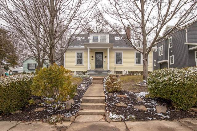 241 Baker Avenue, St Louis, MO 63119 (#20003375) :: Clarity Street Realty