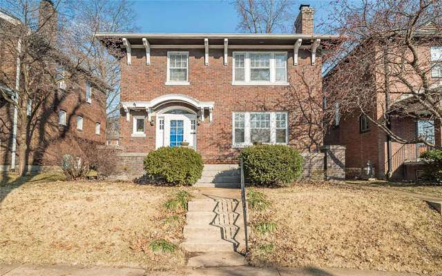 7027 Pershing Avenue, St Louis, MO 63130 (#20003385) :: Clarity Street Realty
