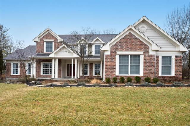 1541 Highland Valley Circle, Wildwood, MO 63005 (#20003443) :: Barrett Realty Group