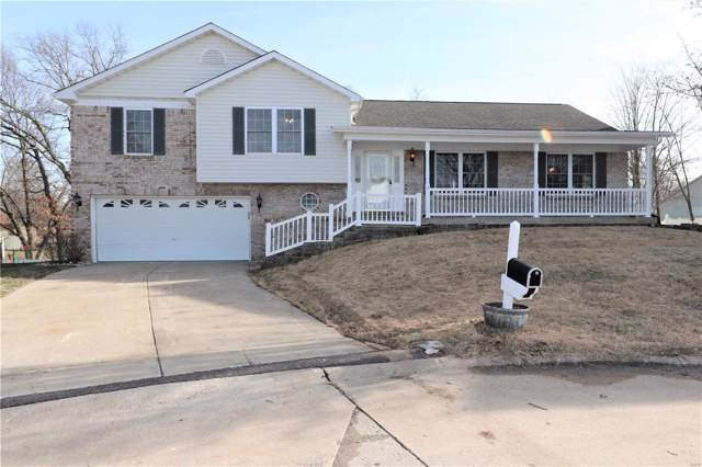 1437 Schoal Creek Drive, Saint Peters, MO 63366 (#20003482) :: Clarity Street Realty
