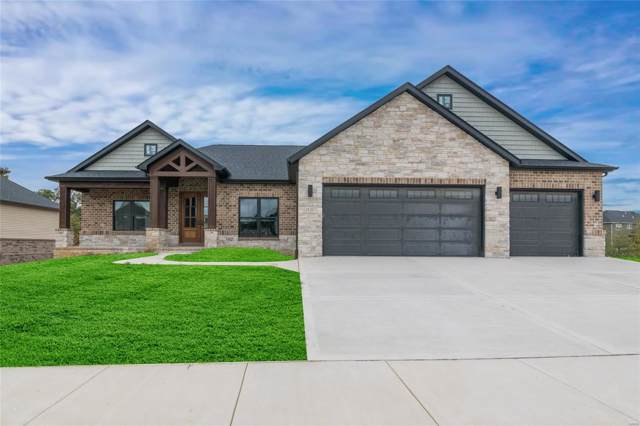 1520 Oglesby Drive, Edwardsville, IL 62025 (#20003487) :: The Becky O'Neill Power Home Selling Team