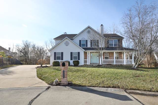1529 Heritage Manor Circle, Saint Peters, MO 63303 (#20003558) :: St. Louis Finest Homes Realty Group