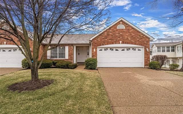 2123 Ingalls Circle D, O'Fallon, MO 63368 (#20003565) :: St. Louis Finest Homes Realty Group