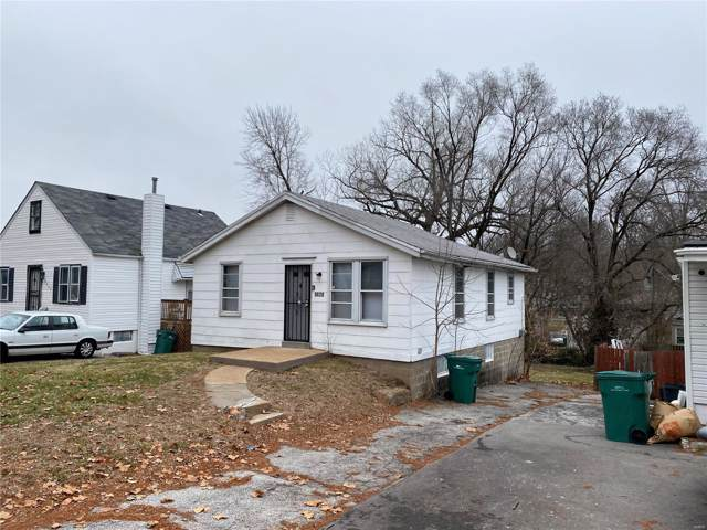 9820 Balboa, St Louis, MO 63136 (#20003584) :: St. Louis Finest Homes Realty Group
