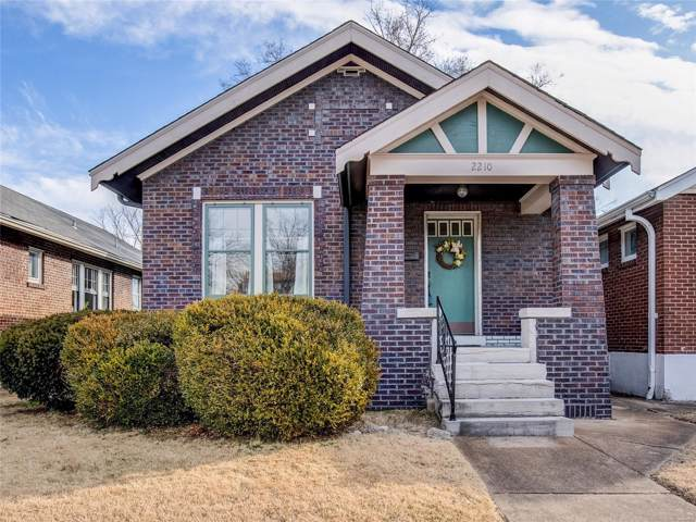 2210 Richert Place, St Louis, MO 63143 (#20003589) :: Clarity Street Realty