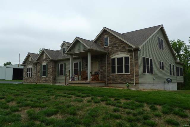 48178 160th Ave, Pearl, IL 62361 (#20003606) :: Hartmann Realtors Inc.