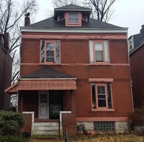4550 Newberry Terr, St Louis, MO 63113 (#20003607) :: Sue Martin Team